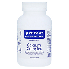 PURE ENCAPSULATIONS Calcium Complex Kapseln 90 Stück