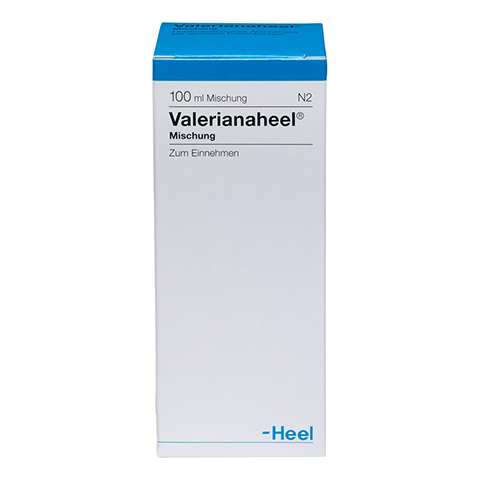 VALERIANA HEEL Tropfen 100 Milliliter N2