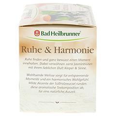 BAD HEILBRUNNER Kräutertee Ruhe & Harmonie Fbtl. 20 Stück - Linke Seite
