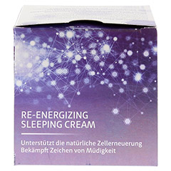 LAVERA Re-Energizing Sleeping Cream 50 Milliliter - Oberseite