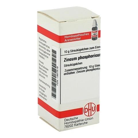 ZINCUM PHOSPHORICUM D 12 Globuli 10 Gramm N1