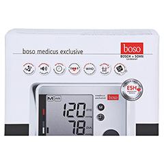 BOSO medicus exclusive vollautom.Blutdruckmessger. 1 Stück - Vorderseite