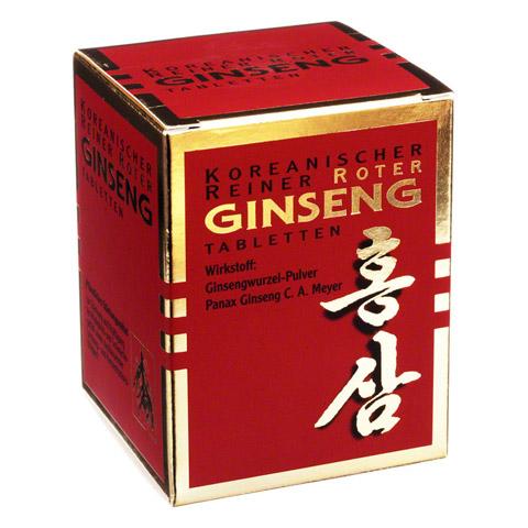 ROTER GINSENG 300 mg Tabletten 200 Stück