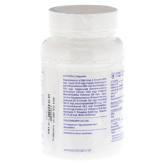 PURE ENCAPSULATIONS Anti-Stress Pure 365 Kapseln 60 St�ck - R�ckseite