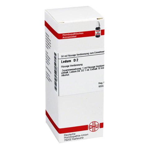 LEDUM D 2 Dilution 50 Milliliter N1