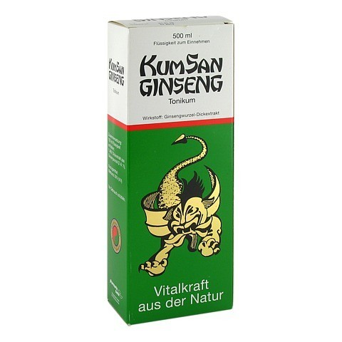 KumSan Ginseng Tonikum 500 Milliliter