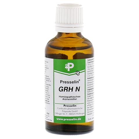 PRESSELIN GRH N Gicht Rheuma Tropfen 50 Milliliter N1