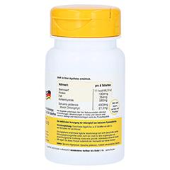 SPIRULINA 500 Tabletten 100 Stück - Rechte Seite