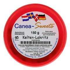 KELTEN Lakritz zuckerfrei Canea 150 Gramm