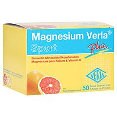 MAGNESIUM VERLA plus Granulat 50 Stück