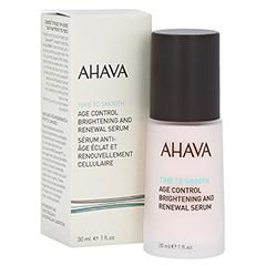 Ahava Age Control Brightening & Renewal Serum 30 Milliliter