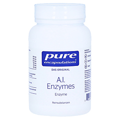 PURE ENCAPSULATIONS A.I. Enzymes Kapseln 60 St�ck