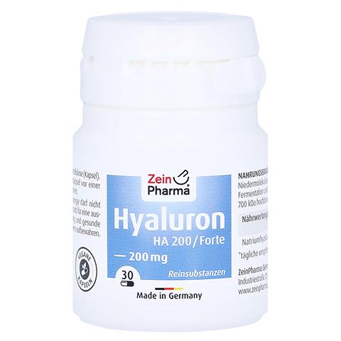 HYALURON Forte HA 200 Kapseln 30 St�ck