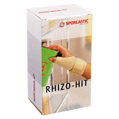RHIZO-HIT CLASSIC Daumenorthese Gr.M haut 07605 1 St�ck