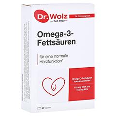 OMEGA 3 Fettsäuren 500 mg/60% Kapseln 60 Stück