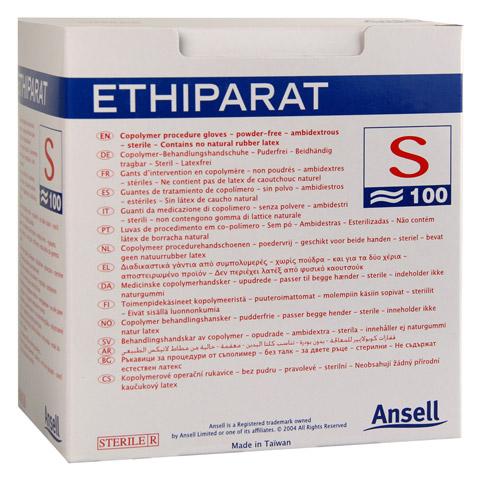 ETHIPARAT Untersuch.Handsch.ster.klein M3325 100 Stück