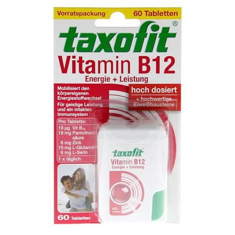 TAXOFIT Vitamin B12 Tabletten 60 Stück