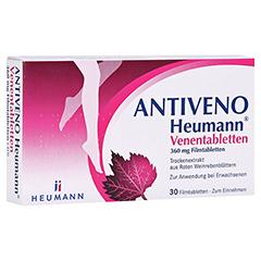 ANTIVENO Heumann Venentabletten 30 Stück