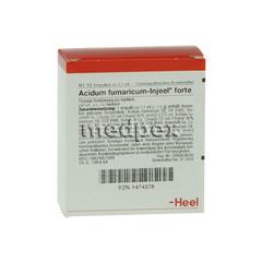 ACIDUM FUMARICUM INJEEL forte Ampullen 10 Stück N1