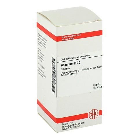 ACONITUM D 30 Tabletten 200 Stück