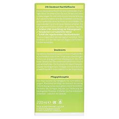 WELEDA Citrus Deodorant Nachf�llflasche 200 Milliliter - R�ckseite
