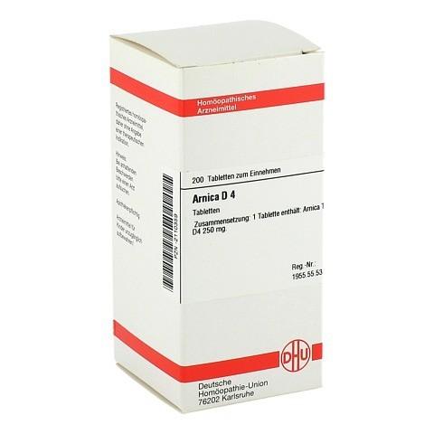 ARNICA D 4 Tabletten 200 Stück N2