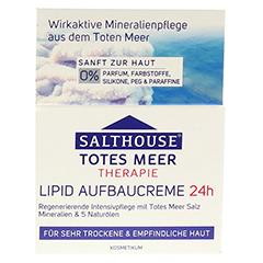 SALTHOUSE TM Therapie Lipid Aufbaucreme 24h 50 Milliliter - Rückseite