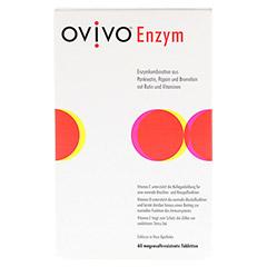 OVIVO Enzym magensaftresistente Tabletten 60 St�ck - Vorderseite