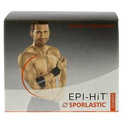 EPI-HIT CLASSIC Epicon.-Spange Gr.2 schwarz 07599 1 Stück - Vorderseite