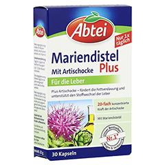 ABTEI Mariendistel Plus (Mit Artischocke) 30 Stück