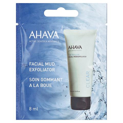 AHAVA Facial Mud Exfoliator Gesichtsmaske 8 Milliliter