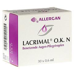 LACRIMAL O.K. N Augentropfen 30x0.6 Milliliter