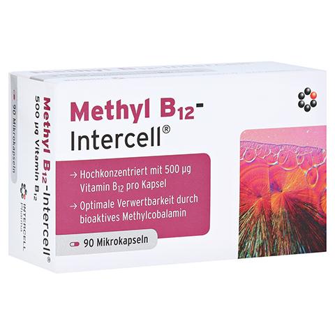 METHYL B12-INTERCELL 90 Stück