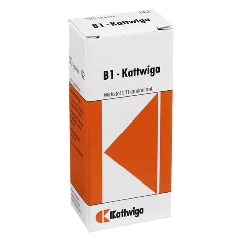 B1 KATTWIGA Tabletten 50 Stück N2