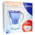 BRITA Starterpaket Marella Cool blau+3-Maxtra Kar. 1 Stück