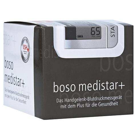 BOSO medistar+ Handgelenk-Blutdruckmessgerät 1 Stück