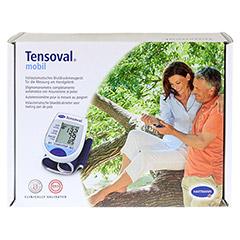 TENSOVAL mobil Handgel.Blutdruckuhr Comfort Air Te 1 Stück - Vorderseite