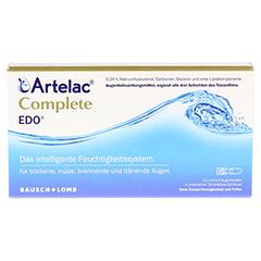 ARTELAC Complete EDO Augentropfen 10x0.5 Milliliter - Vorderseite