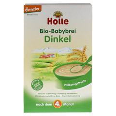 HOLLE Bio Babybrei Dinkel 250 Gramm - Vorderseite