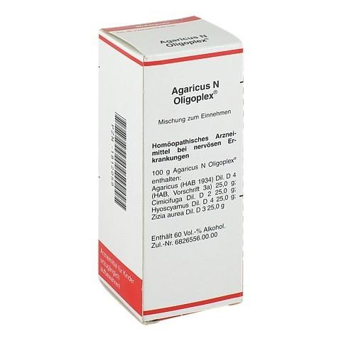 AGARICUS N Oligoplex Liquidum 50 Milliliter N1