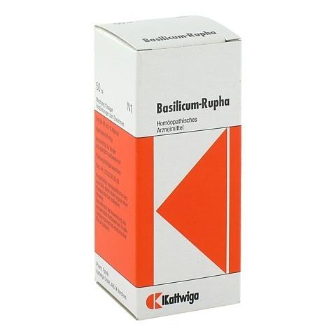 BASILICUM RUPHA Tropfen 50 Milliliter