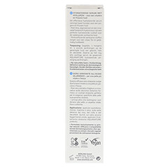 B�RLIND AquaNature Hyaluron Feuchtigkeitsserum 50 Milliliter - R�ckseite