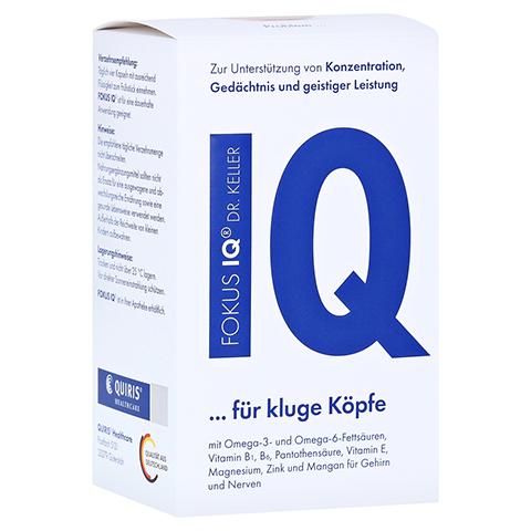 FOKUS IQ Dr.Keller Kapseln 120 St�ck
