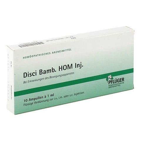 DISCI Bamb HOM 1 ml Injektionsl�sung 10 St�ck N1