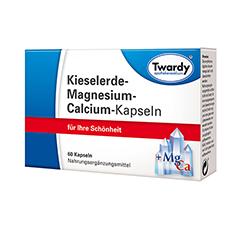 KIESELERDE MAGNESIUM Calcium Kapseln 60 Stück