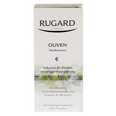 RUGARD Oliven Nachtcreme 50 Milliliter - Vorderseite