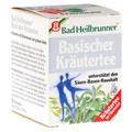 BAD HEILBRUNNER Tee Basische Kr�uter Filterbeutel