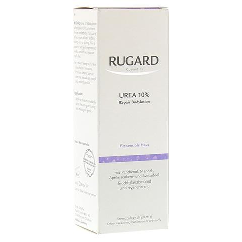 RUGARD Urea 10% Repair Bodylotion 200 Milliliter