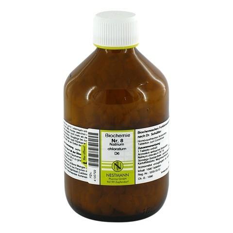 BIOCHEMIE 8 Natrium chloratum D 6 Tabletten 1000 St�ck