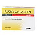Fluor-Vigantoletten 500I.E. 30 Stück N2